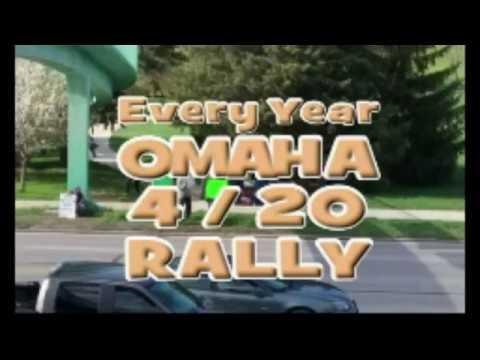 Omaha Nebraska 4/20 rally 2015