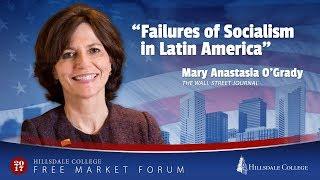 Failures of Socialism in Latin America