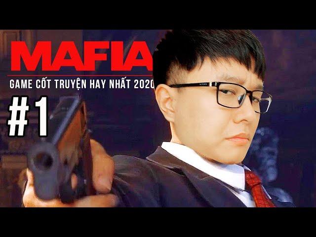 MAFIA #1: CUỘC ĐỜI ÔNG TRÙM DŨNG ĐẦU MOI =))))) Game cốt truyện hay nhất 2020 đây rồi !!!