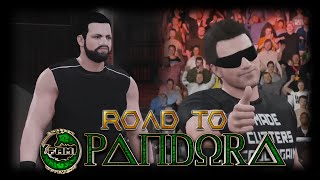 FaM: Road to Pandora - Kingdom vs Champion - MITB Tournament (WWE 2K16)