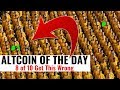 ALTCOIN OF THE DAY - is this one!
