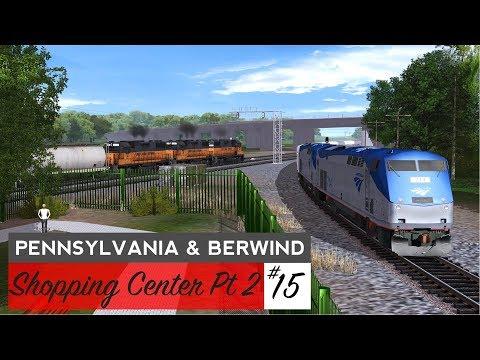 Pennsylvania & Berwind Episode 15: Shopping Center Continued