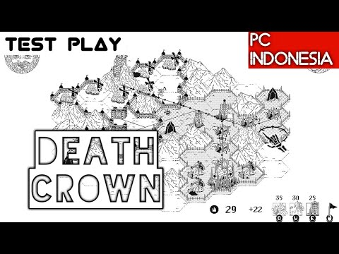 Death Crown Gameplay Test PC Indonesia - 동영상