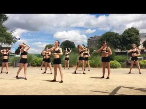 Choreography Île de Versailles Studio Zlatiew