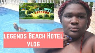 Legends Beach Hotel | Girls Weekend Road Trip | Jamaica | Negril | Lynamartin
