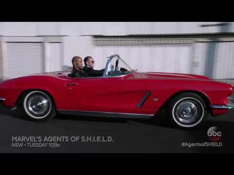 Ghost Rider vs. Lola - Marvel's Agents of S.H.I.E.L.D. Season 4, Ep. 4