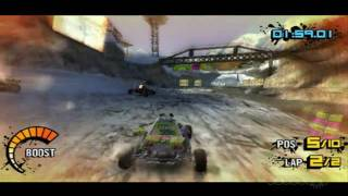 MotorStorm Arctic Edge Video Review by GameSpot