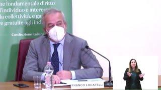 Coronavirus, Locatelli: