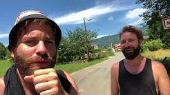 Les veloctones - Le petit village de Massat