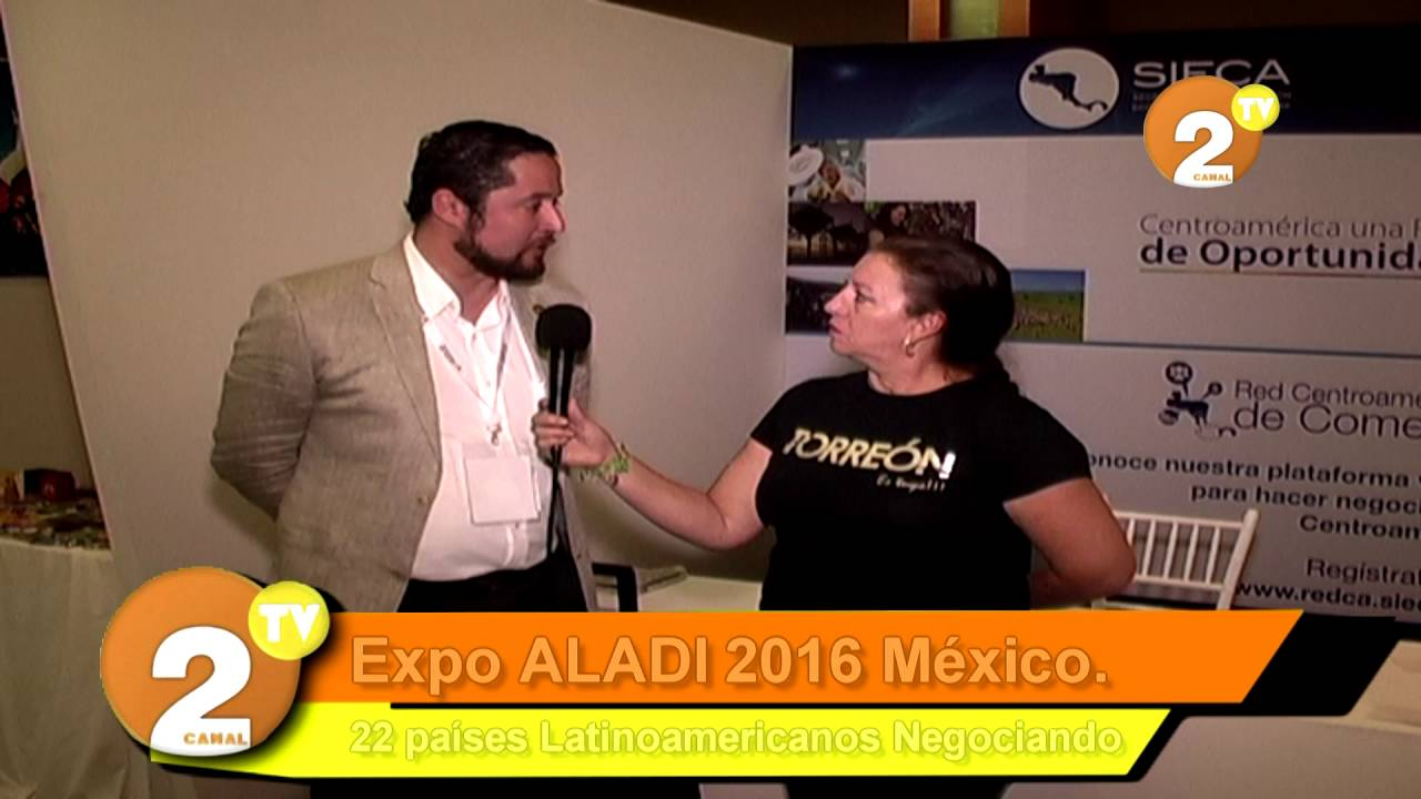 ECOS DE:  EXPO ALADI 2016.... Red Centroamericana de Comercio