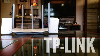 TP-Link Archer C60 AC1350 Router and TP-Link Dual Band AC750 Range Extender Review!