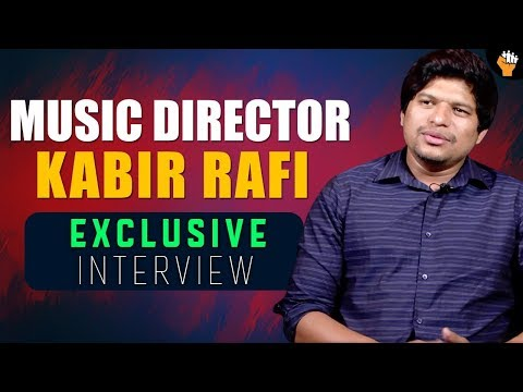 Music Director KABIR RAFI's Exclusive Interview || Social Po
