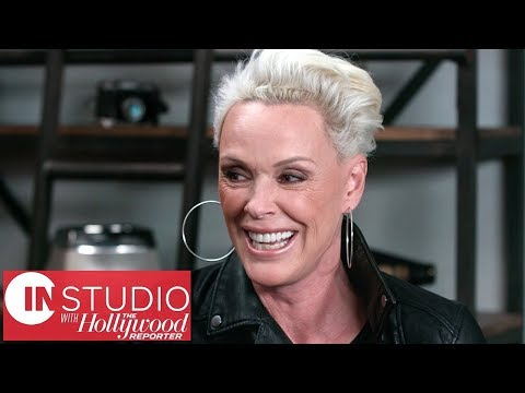 Brigitte Nielsen on Filming 'Creed II' 7 Months Pregnant | In Studio