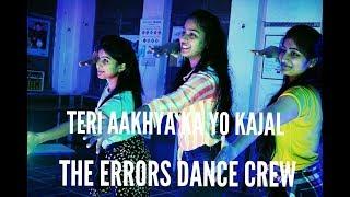Teri Aakhya ka yo kajal | Sapna Chaudhary | DANCE choreography