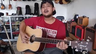 Cover Hivi - Jual akustik elektrik original merk wildwood kirim ke Pontianak by #dennystunt