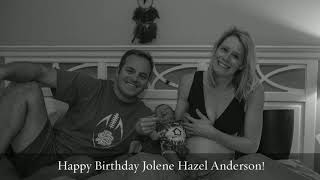 The Birth Story of Jolene Hazel