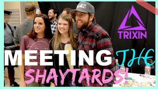 ShayTards Meet And Greet! Trixin Grand Opening Store!