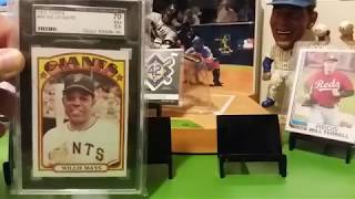 Video Response for Psych`d on Baseball Cards 400 Sub Contest