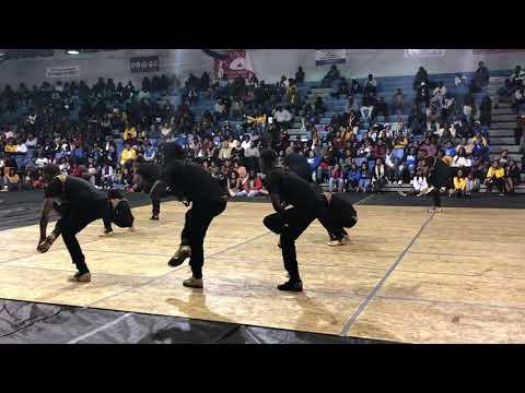 Voorhees College Stepshow 2018