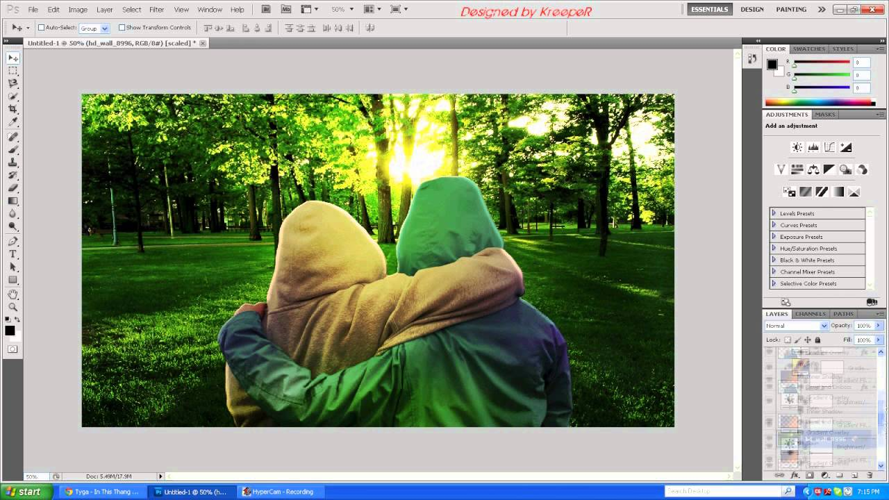 Adobe PhotoShop CS5 Portable Highly Compressed in Just 90MBs
