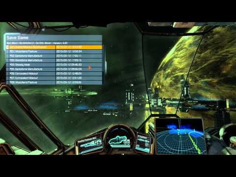 Lets Play X-Rebirth, Starting Your Empire, Edited EP02 Your First Cap Ship