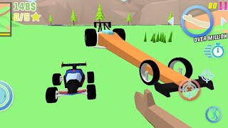 Dude Theft Wars #30 | Racing Cars | Android GamePlay FHD