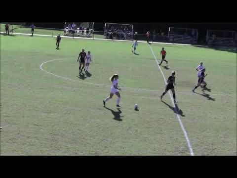 Belmont Abbey College Women's Soccer 10-23-18