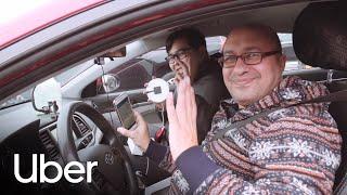 Introducing Uber Beacon