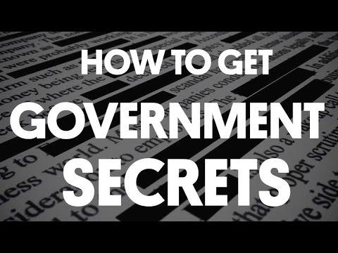 How to Get Government Secrets