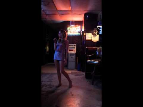 Little red wagon Miranda Lambert b&b karaoke Britt