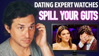 Dating Expert Reacts to HARRY STYLES + KENDALL JENNER on SPILL YOUR GUTS