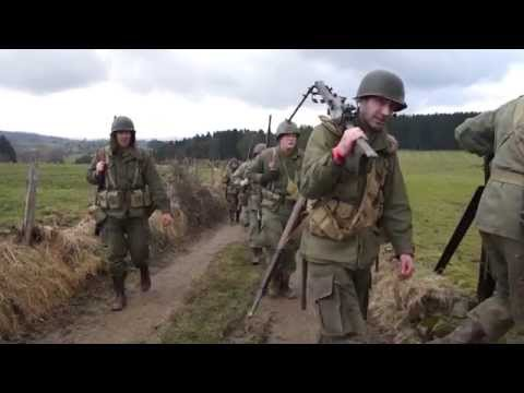 In the footsteps of the 82nd Airborne (La Gleize - 2015)