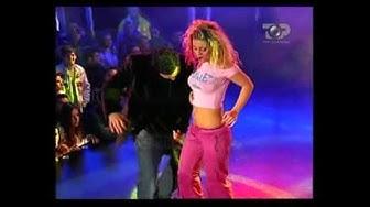 Anjeza Branka dhe Niku - Ngadale, 22 Dhjetor 2005 - Top Fest 3