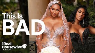 Bad News About Cynthia Bailey Wedding #RHOA