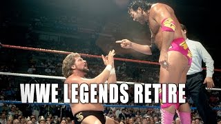 5 Hall of Famers' surprising last WWE matches: 5 Things thumbnail