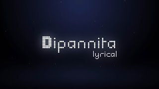 Dipannita  - Tarif & Sifat  l  Lyrical Video