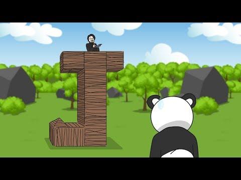 Fortnite Animation #41: Panda VS Duo (Parody)