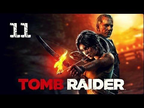 Прохождение Tomb Raider — Часть 11: Канатная дорога