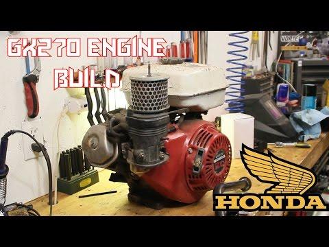 Honda GX270 9hp / Predator 301cc 8hp Go Kart Upgrades