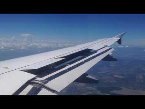 Stuttgart - Osijek flight, Eurowings, Jul 2017