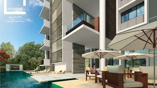Marvel Aurum - Luxury Homes at Koregaon Park, Pune (Walkthrough)