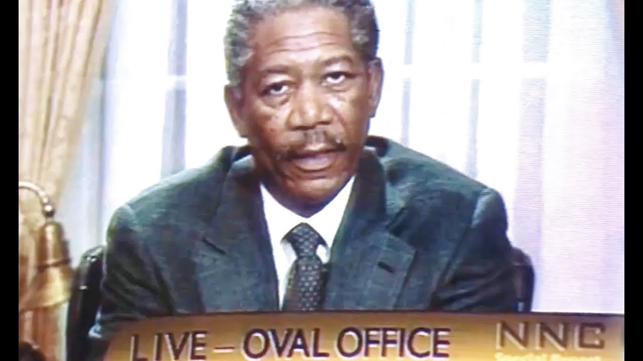 Download 1998 - Deep Impact - The President announces the mission has failed (Morgan Freeman)