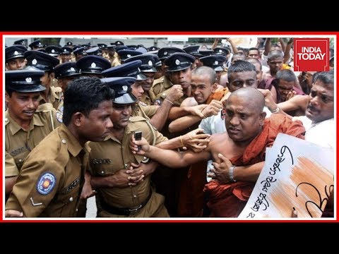 10-Day Emergency To Be Imposed In Sri Lanka As Buddhist-Muslim Tensions Escalate
