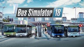 Bus Simulator 18 - Polski gameplay