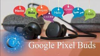 Google Pixel Buds Tradução em tempo Real