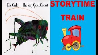 reading the very quiet cricket