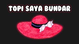 Menggambar Topi   Lagu Anak Indonesia Topi Saya Bundar