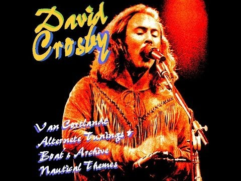 David Crosby & Jerry Garcia - The Wall Song 1971