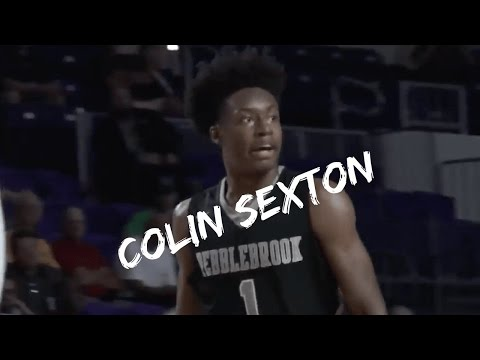"Colin Sexton Offical Hoop Mixtape ""XO TOUR LIF3"""