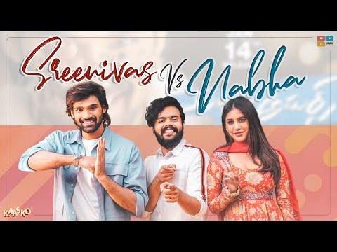 BELLAM KONDA SREENIVAS Vs NABHA NATESH |  Alludu Adhurs | Kaasko | Nikhil Vijayendra | Tamada media